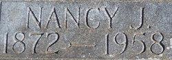 "Nancy Josephine ""Josey"" <I>Copeland</I> Brake"