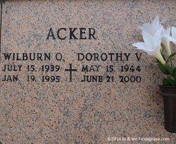 Dorothy V Acker