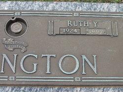 Ruth <I>Youngblood</I> Addington