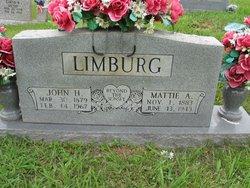 Martha Augusta <I>Guettner</I> Limburg