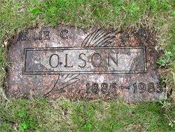 Allie Christine <I>Severson</I> Olson