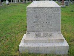 Hannah R. <I>Welch</I> Bliss