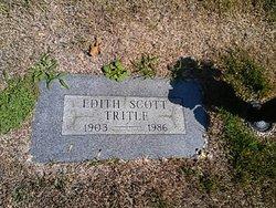 Edith <I>Scott</I> Tritle