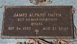 SGT James Alfred Smith
