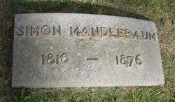 Simon Mandlebaum