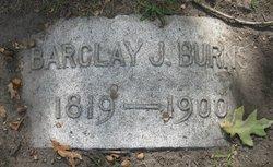 Barclay J Burns