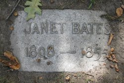 Janet Bates