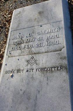 Alvin Doris Shearer