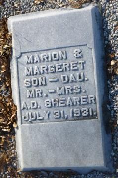 Margaret Shearer