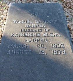 Samuel Barrett Harper