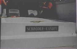 "John Philip ""Pawsy"" Schroder, Sr"
