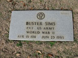 Buster Sims