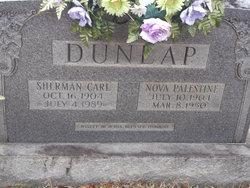 Nova Palestine <I>Cantrell</I> Dunlap