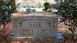 Mary <I>Ellman</I> Raab