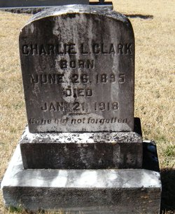 "Charles Luther ""Charlie"" Clark"