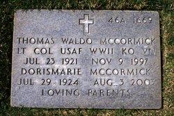 Dorismarie McCormick