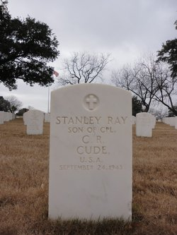 Stanley Ray Cude