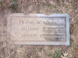 Franklin William Boley