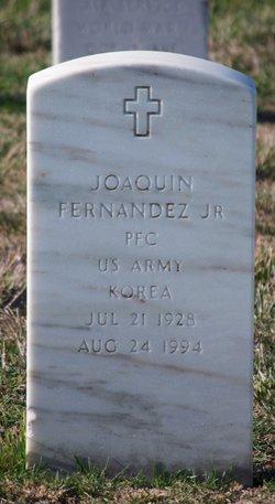 Joaquin Fernandez, Jr