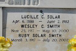 Ruby <I>Solar</I> Smith