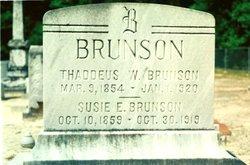 Thaddeus W. Brunson