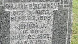 Jemima Jane <I>McCammon</I> Blayney
