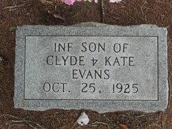 Infant Evans