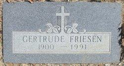 Gertrude Friesen