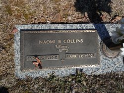 Naomi <I>Byrd</I> Collins