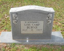 Ruby Lois <I>Camp</I> Burns