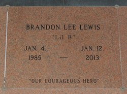 Brandon Lee Lewis