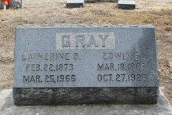 Edwin E Gray