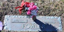 Mary Agnes <I>Cain</I> Fowler