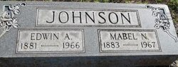 Mabel Lillian <I>Ball</I> Johnson