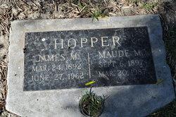 James Monroe Hopper