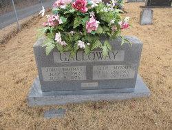 Effie <I>Mynatt</I> Galloway