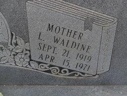 Lillian Waldine <I>Wilson</I> Bennett