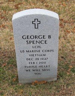 George B Spence