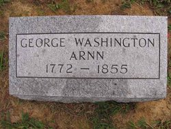 "George Washington ""Aronn"" Arnn"