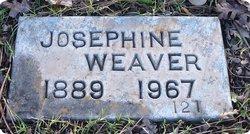Josephine <I>Kelly</I> Weaver