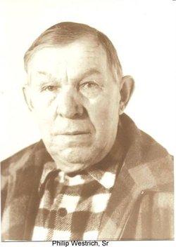 "Phillip Frederick ""Pa"" Westrich"
