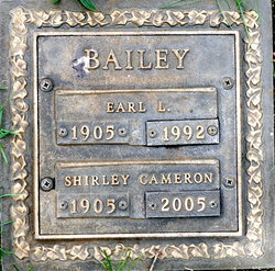 Earl Louis Bailey