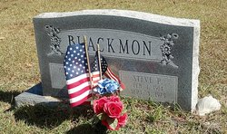 Steve Pinkey Blackmon