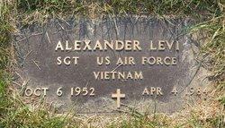 Alexander Levi