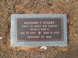 Richard F Eggers