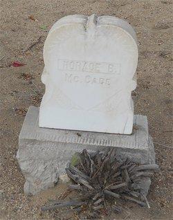 Horace Bartine McCabe