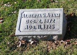 Alberta S. Adam