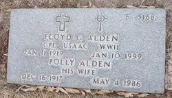 Polly Alden