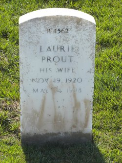 Laurie <I>Prout</I> Berta