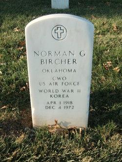 CWO Norman G Bircher
